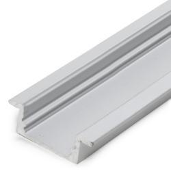 Perfíl Aluminio 1 metro