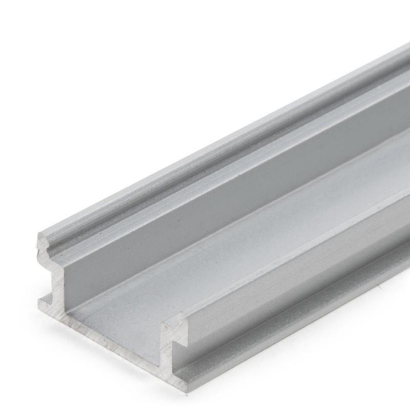 Perfíl Aluminio Difusor 1M - Imagen 1