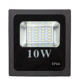 Foco Proyector LED SMD 10W Negro - Imagen 2