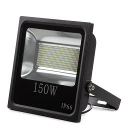 Foco Proyector LED 150W SMD Negro - Imagen 1