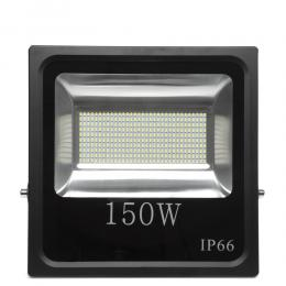 Foco Proyector LED 150W SMD Negro - Imagen 2