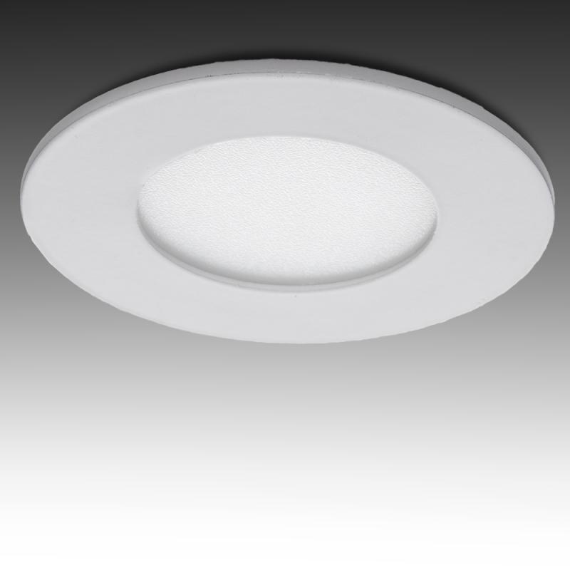 Placa LED Circular 3W - Imagen 1