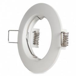 Aro Foco Downlight Circular Basculante Blanco 92M