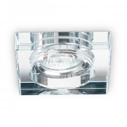 Luminaria Empotrada BLUES GU10 1 Luz (Sin Bombilla) - Imagen 1