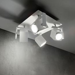 Lámpara Techo MOUSE GU10 4 Luces  (Sin Bombilla) - Imagen 2