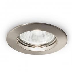 Luminaria Empotrada JAZZ GU10 1 Luz  (Sin Bombilla) - Imagen 1