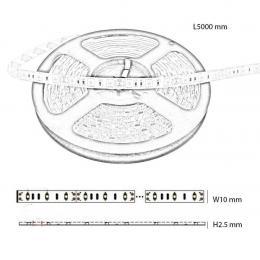 Tira LED Flexible Exterior 14.4W*5m IP65 24V - Imagen 2
