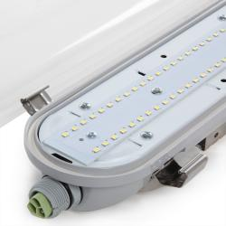 Equipo Estanco LED 55W 1560mm - Imagen 1