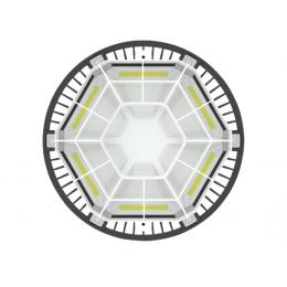 Campana LED  Philips3030  100W15000Lm 50000H - Imagen 2