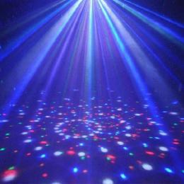 Magic Ball Mini Star LED 18W DMX - Imagen 2