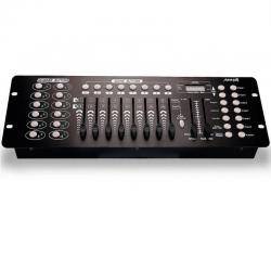 Mesa Controladora para Iluminación DMX512  -192 canales