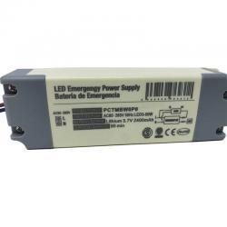 Bateria de Emergencia para luminaria LED - Max.50W