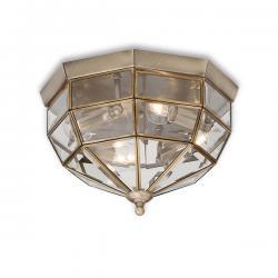 Lámpara Techo NORMA E14 3 Luces (Sin Bombilla) - Imagen 1