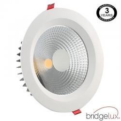 Downlight LED Empotrable Bridgelux 60W 100º - Imagen 1