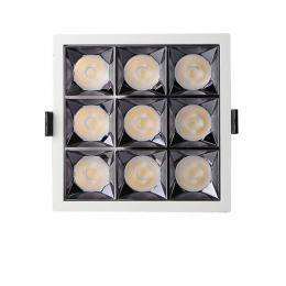 Empotrable LED 40W  OSRAM Chip  24º UGR17 140lm/W - Imagen 2