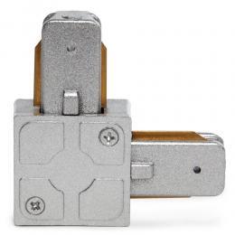 Conector 90º Carril Focos LED Alumi - Imagen 2