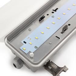 Equipo Estanco LED 24W 1160mm - Imagen 1