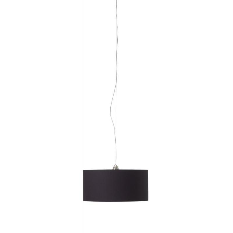 [IAR-ROME/H/4723/A] Lámpara Suspendida Acero Inoxidable Rome 2,5m/Pantalla 47x23cm - Imagen 1