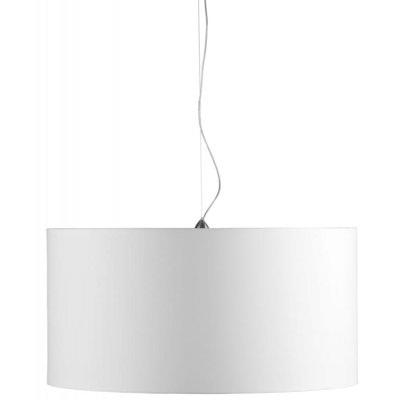 [IAR-ROME/H/8040/A] Lámpara Suspendida Acero Inoxidable Rome 250cm/Pantalla 80x40cm - Imagen 1