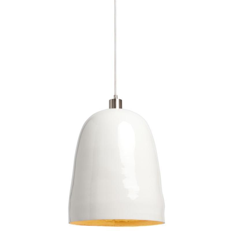 [IAR-SAIGON/H/W] Lámpara Suspendida Bambú Saigon Ø32x39cm - Imagen 1