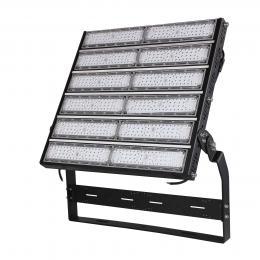 Foco Proyector LED Estadios 600W Philips 3030 72000Lm IP65 - Imagen 2