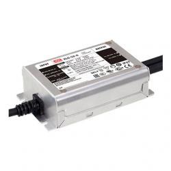 XLG-50-AB IP67 Driver Potencia Constante Entrada: 90-305VAC Salida: 22-54VDC Corriente 530-2100mA 50W PFC Potenciometro + Reg