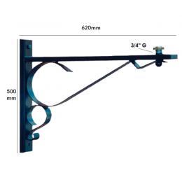 Soporte para Farola Turol - Acero - 60cm - Imagen 2