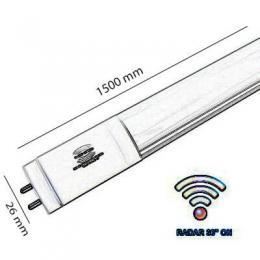 Tubo LED RADAR  23W  Alumnio 180º - Imagen 2