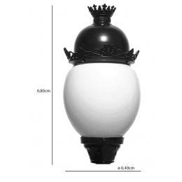 Farola Avenida Aluminio LED 40W LUMILEDS - Imagen 2