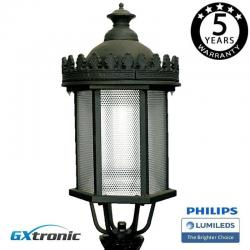 Farola Florida Aluminio LED 40W LUMILEDS