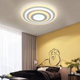 Plafón LED Superficie 40W - 80W - BARI - CCT - Imagen 2