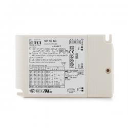 Driver LED No Dimable Tci 50W 700-1050Ma - Imagen 1