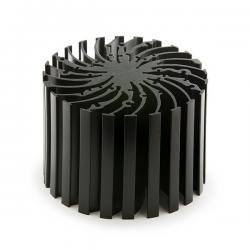 Disipador Térmico Mechatronix Negro