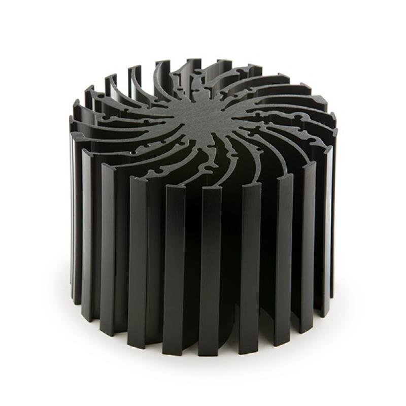 Disipador Térmico Mechatronix Negro DCE-134100-B - Imagen 1