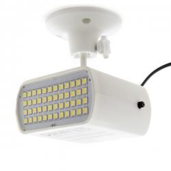 Foco LED Mini Efecto Estroboscópico Blanca 10W 48 X SMD5050