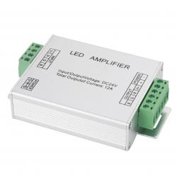 Amplificador RGB 24VDC IP25 Max. 288W