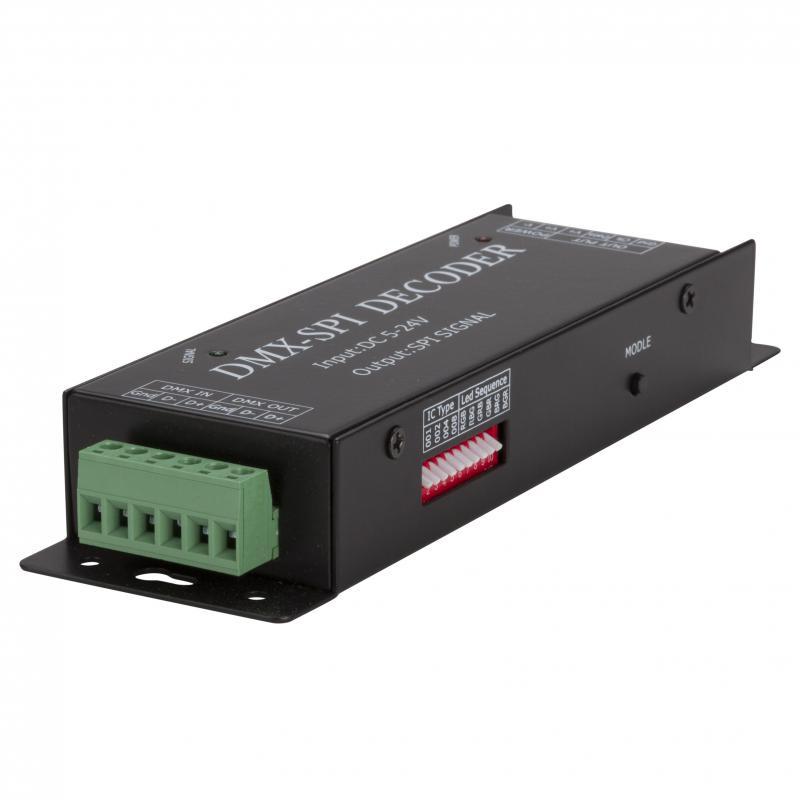 Controlador Ws2811 DMX-Spi 5VDC - Imagen 1