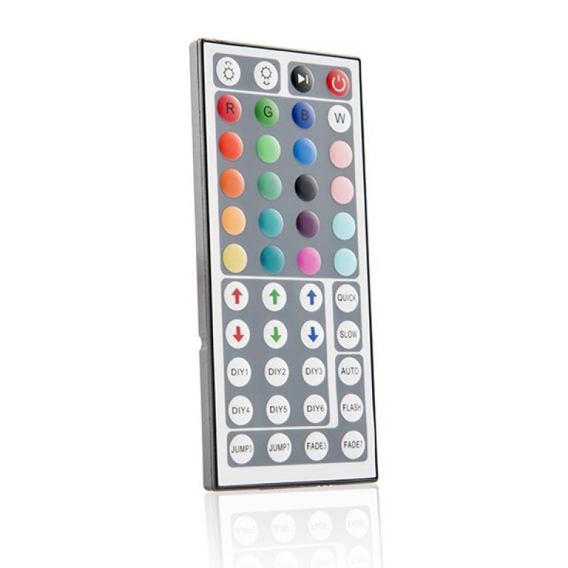 Controlador Rf Tira LED RGB Mando a Distancia 12-24VDC ► 144/288W - Imagen 1