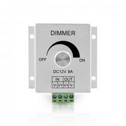 Dimmer Tira LED 12VDC ► 96W
