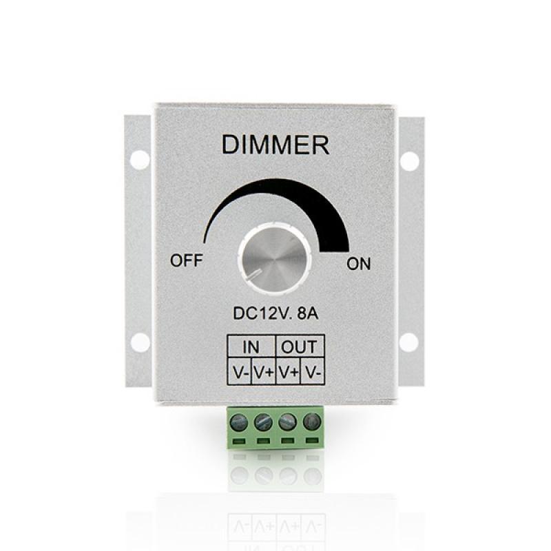Dimmer Tira LED 12VDC ► 96W - Imagen 1