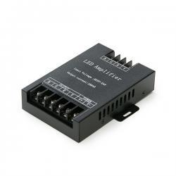 Amplificador Señal Tira LED RGB 12-24VDC ► 360/720W