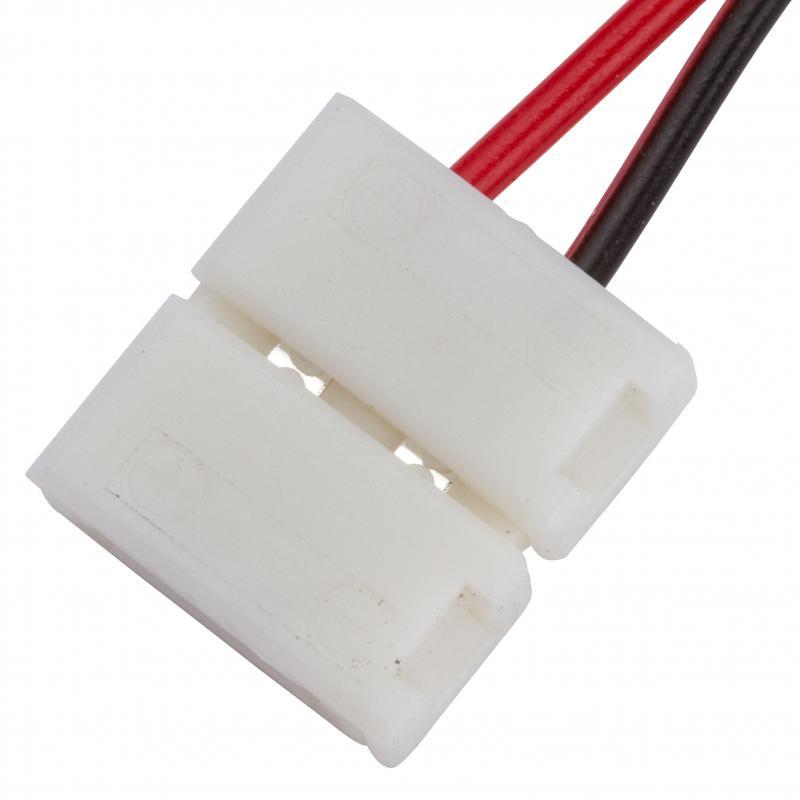Conector Tira LED SMD5050/5630 2 Vías Simple 12/24VDC - Imagen 1