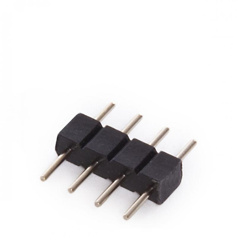 Conector Tira LED RGB 4 Pin - Imagen 1