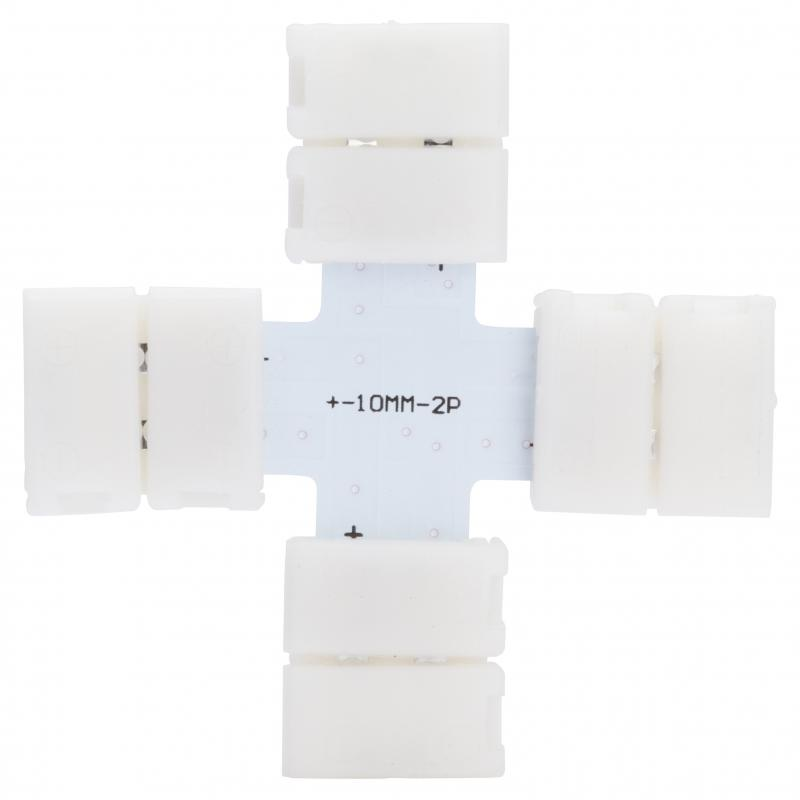 Conector Rápido + Tira LED SMD5050/5630 12/24VDC - Imagen 1