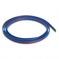 Cable Conector Tiras RGB (Por Metros) - Imagen 1