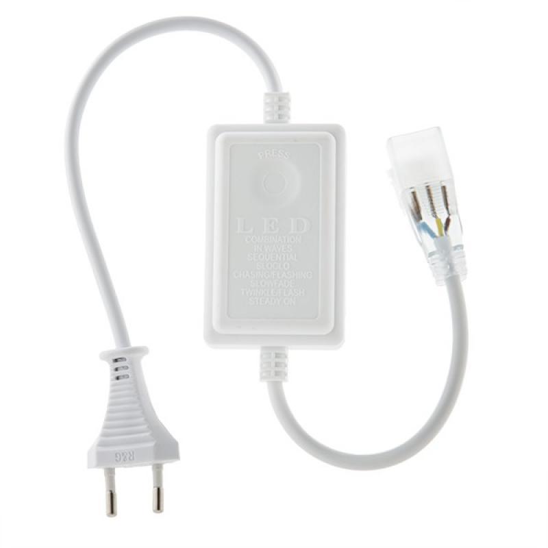 Enchufe Controlador Tira LED Frío/Cálido 230VAC - Imagen 1