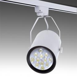 Foco Carril LED 12W 1200Lm 30.000H Taylor - Imagen 1