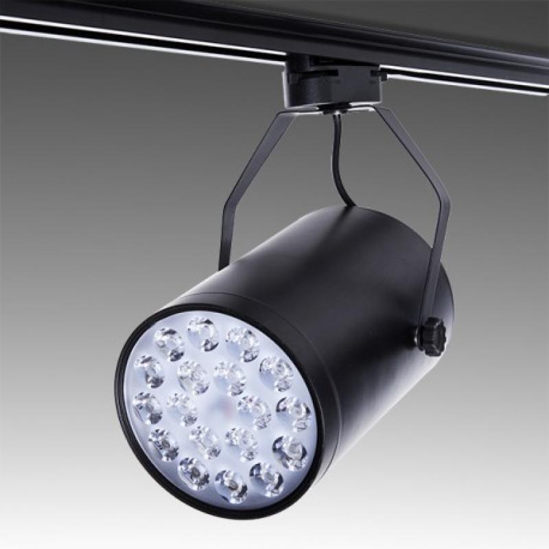 Foco Carril LED 18W 1800Lm 30.000H Adalynn - Imagen 1