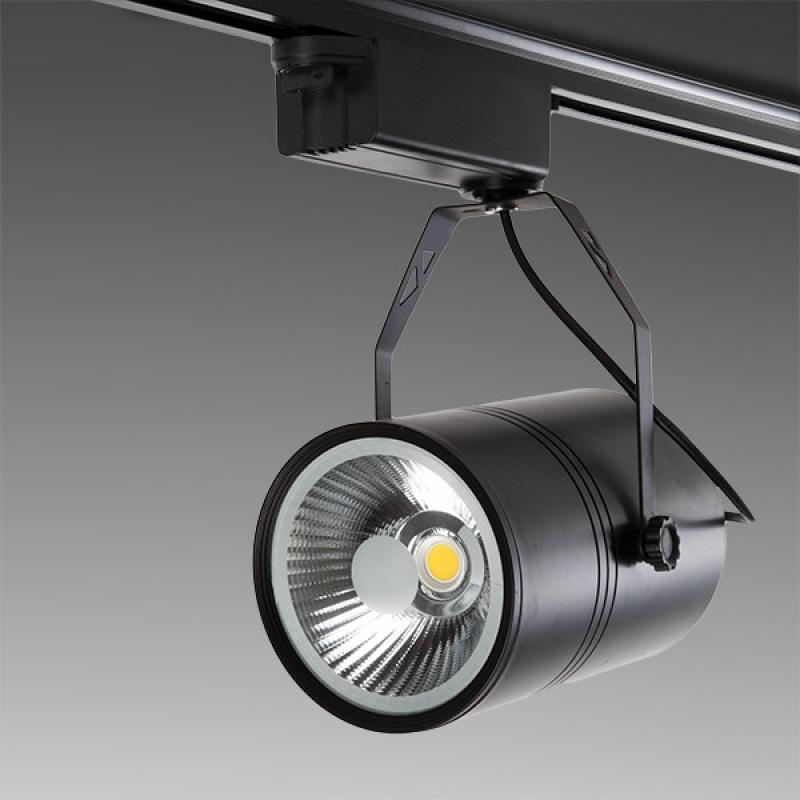 Foco Carril LED 20W 2000Lm 30.000H Natalia - Imagen 1