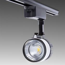 Foco Carril LED Monofásico COB 20W 1800Lm 30.000H Leilani - Imagen 1